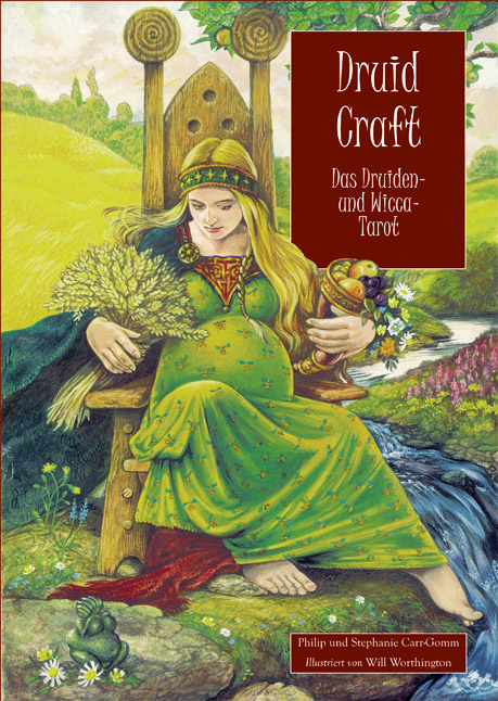 DruidCraft - Philip und Stephanie Carr-Gomm